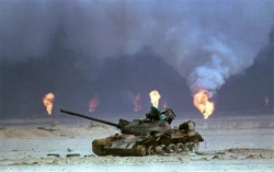 Mitochondrial Damage Found in Gulf War Veterans